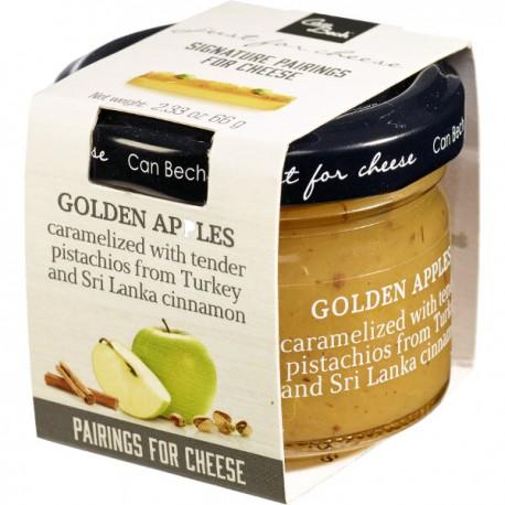 Mini Just for Cheese Golden appel met pistache en kaneel 66g