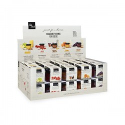Display Mini Just for Cheese Mix  (5 smaken x 6 stuks) 70g