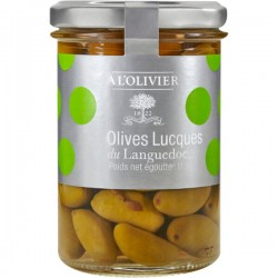 Olives Lucques Languedoc 115g