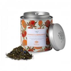 Loose Mango & Bergamot Caddy Tea Discoveries 100g