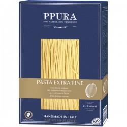 BIO Pasta Extra Fine oeufs de poules élevées en plein air 250g