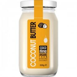 Kokosboter BIO (glutenvrij-vegan) 335g
