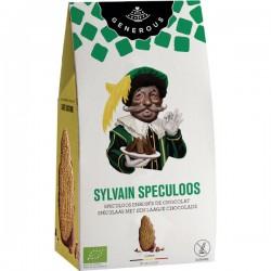 Sylvain Speculoos Zwarte Piet BIO 140g