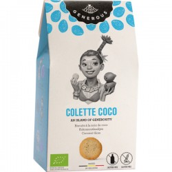 Colette Coco BIO (sans gluten) 100g