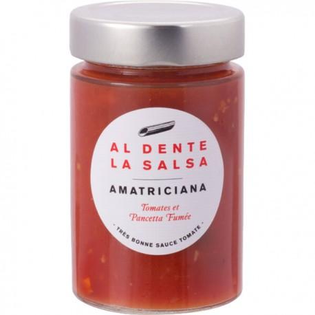 Sauce Tomate Amatriciana 200g (Pancetta)