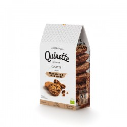 BIO Chocolade Quinoa cookies (glutenvrij-vegan) 100g