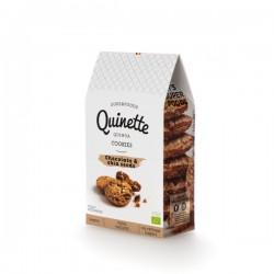 BIO Cookies Quinoa chocolat (sans gluten-vegan) 100g