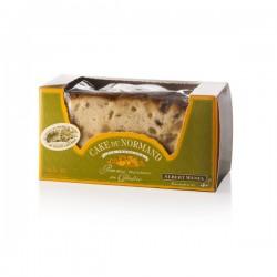 Cake du Normand Tranché aux Pommes macérées au Calvados 350g