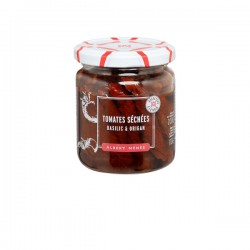 Gedroogde tomaten in extra zuivere olijfolie 110g