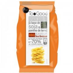 Gepopte chips met BBQ (glutenvrij-vegan) 85g