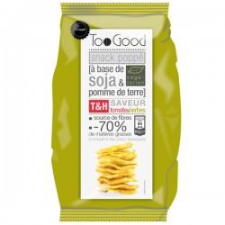 Gepopte chips met Tomaten & Kruiden (glutenvrij-vegan) 85g