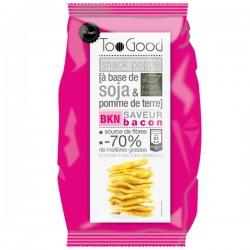 Gepopte chips met Bacon (glutenvrij-vegan) 85g