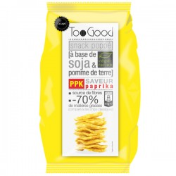 Gepopte chips met Paprika (glutenvrij-vegan) 85g