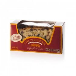 Cake Tranché Pur Beurre aux Fruits Confits 350g