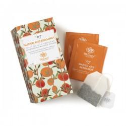 Tea Discoveries - Mango & Bergamot 25 T&Es 50g