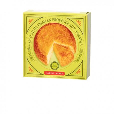 Gâteau de Visan en Provence aux Amandes 120g