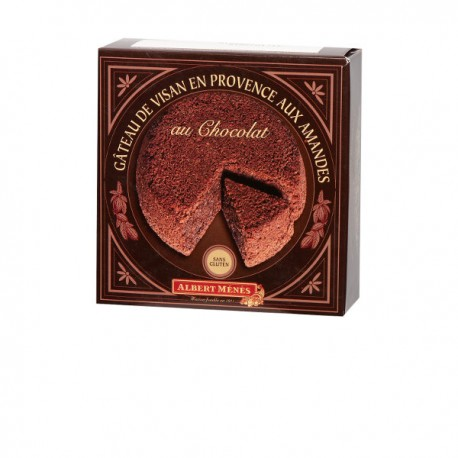Gâteau de Visan en Provence aux Amandes au Chocolat 120g