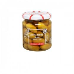 Olives Vertes Lucques 130g