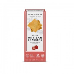 Traditionele Crackers Tomaat 130g