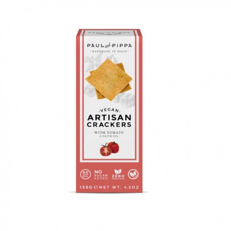 Artisan Crackers Tomates 130g