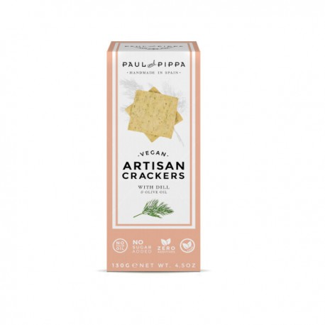 Artisan Crackers Dille 130g