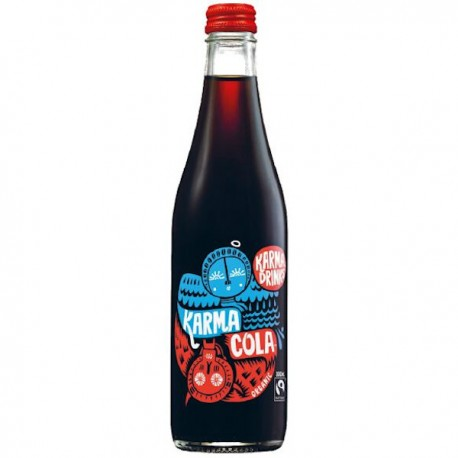 Karma Cola  BIO Fairtrade 330ml