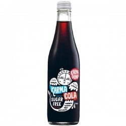 Karma Cola  Fairtrade Suikervrij 330ml