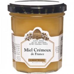 Romige honing uit Frankrijk 250g
