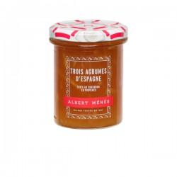 Marmelade de Trois Agrumes d'Espagne Ecorces Fines 280g