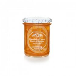 Marmelade d'Orange Douce d'Espagne en Tranches 280g