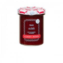 Suikerarme Aardbeien konfituur 265g