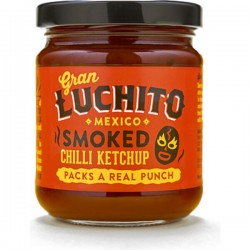 Gerookte chipotle ketchup 210g