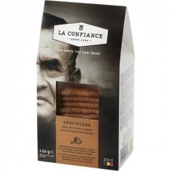 Speculoos met stukjes pure cacao BIO 130g