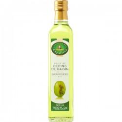 Zuivere druivepit olie fles 50cl