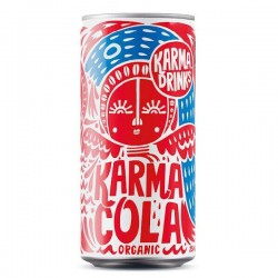 Karma Cola BIO Fairtrade 250ml