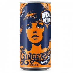 Gingerella Ginger Ale  BIO Fairtrade 250ml
