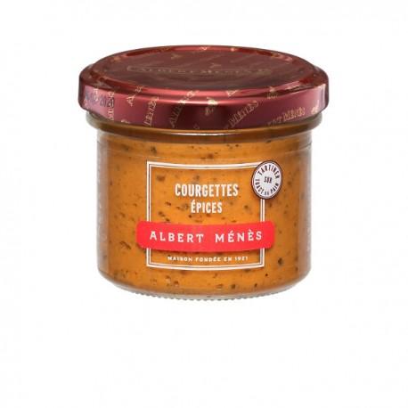 Crème van courgette met specerijen 100g