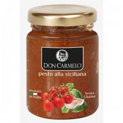 Pesto sicilien 100g