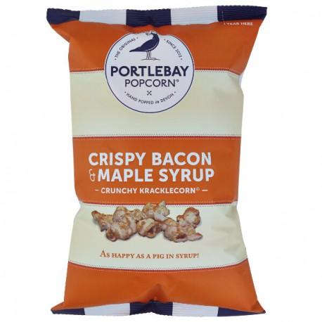 Popcorn krokante bacon & ahornsiroop (glutenvrij) 75g