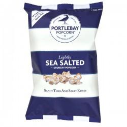 Popcorn licht zeezout (glutenvrij-vegan) 60g