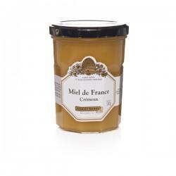 Smeuïge honing uit Frankrijk 500g