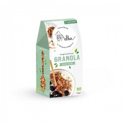 Granola Puur Natuur BIO 0% toegevoegde suikers 300g