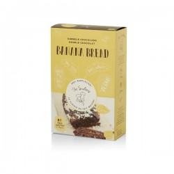 Mix voor bananenbrood dubbele chocolade (vegan) BIO 311g