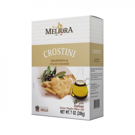Crostini Traditioneel doos 200g