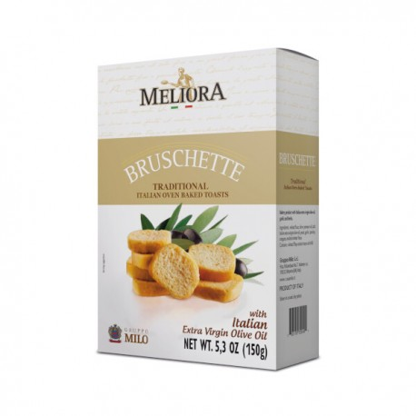 Bruschette Traditioneel doos 150g