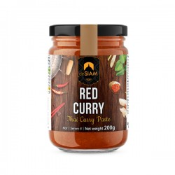 Pasta van rode curry 200g