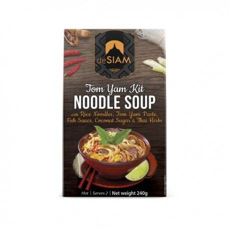 Tom Yam Noedel soep kit 240g