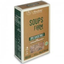 Italiaanse soep met spelt & groentjes 250g