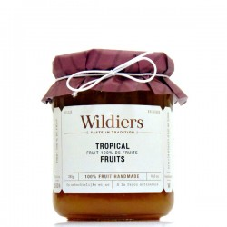 Confitures 100% fruit tropical 285g