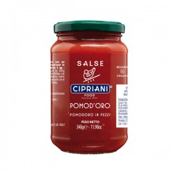 Sauce tomates pomod'oro BIO 340g